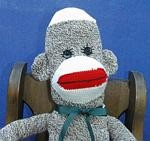 buy a sock monkey